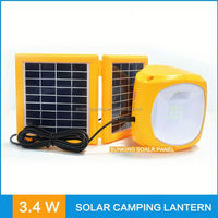 OEM mobile solar light tower from China Manufacturers