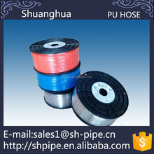 Excellent anti corrosion Flexible pu air Tube with colorful in different size