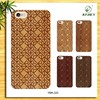 Whoesale hot popular smart mobile phone walnut wood for i phone 6 plus case
