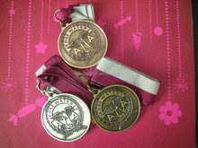 China Top sell factory price PS custom sport medal