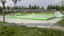 Inflatable soccer arena for sale SP-CU006