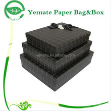 China supplier factory manufacture 4 color print carton wholesale custom made matte black corrugated shipping boxes