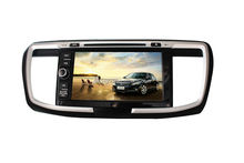 8inch Car Radio DVD GPS for HONDA ACCORD 2013 Headunit 2 din Car DVD Player GPS Bluetooth iPod Steering Wheel Control USB