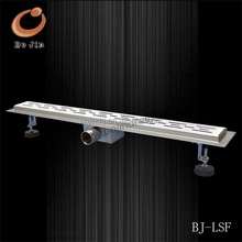 Stainless steel drain bathtub waste and overflow BJ-LSF-G001