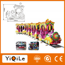 2015 Funny Electric Train for baby amusement park games