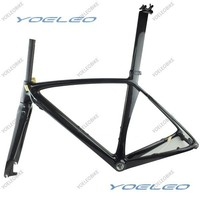 Yoeleo Quality China Carbon Disc Road Frame,Compatible With Di2