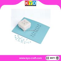 """China factory 1"""" 25mm hole punches shapes for paper"""