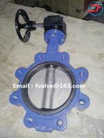 marine or ships wafer butterfly valves/lug butterfly valves