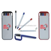 New Product Promotional Cheap School Pen Pencil Set