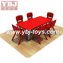modern kids furniture for children design /plastic tables and chairs