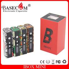 100% Original Design IBOX MINI 30W MOD VW/TC Mode Supported Various Sticker IBOX 30W dna 40 box mod