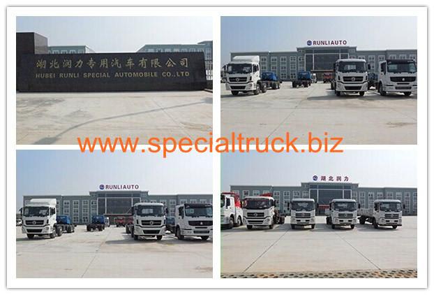 water spraying truck DFAC 16000GW