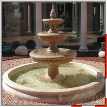 Factory Prices Large Outdoor Water Fountains