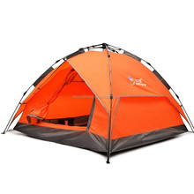 Mountaintop Hot selling Automatic & Windproof outdoor camping tent