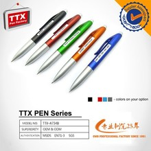 2015 office supply marker pen with ballpoint for kids
