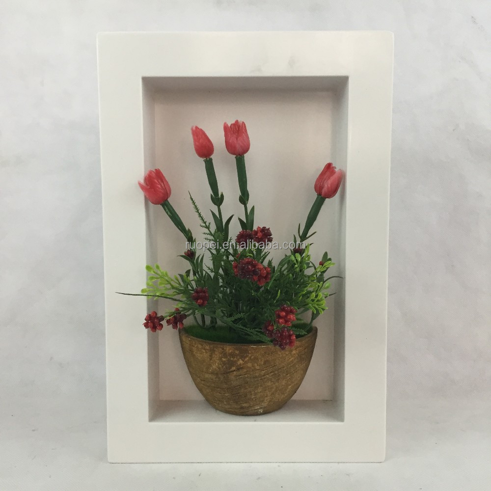 Wall Decoration Gifts : Gift plant manufacturers artificial flower for wall