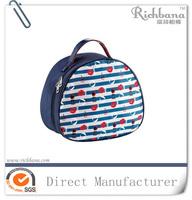 Newest customized plush cosmetic bag