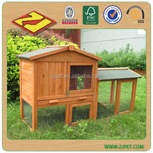 Wooden rabbit kennel DXR036 (17 years' production experience)
