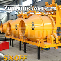 JZC450 concrete mixer for sale in canada supplier in china