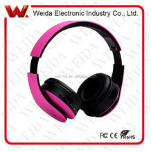 Best selling stereo folding bluetooth Headphones high quality Foldable headsets bluetooth , bluetooth stereo wireless earphone