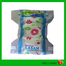2015 diapers baby products Clothlike cotton baby diapers in bales