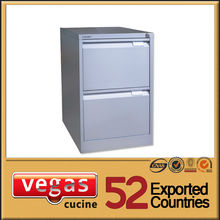 2014 new luxury metal filing cabinet with drawers