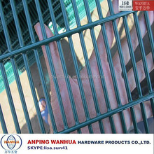 Anping Wanhua--hot sale 358 welded fence ISO9001