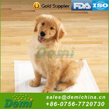 Customized Size and Package For Optional Super Absorbent Dog Pee Pad
