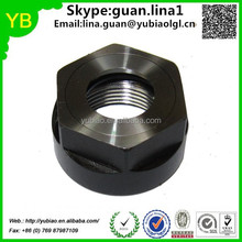 China hardware factory custom Ball Bearing/Castellated Collet Nut