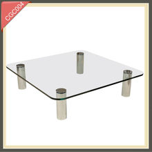 low smart design small square coffee table CGC004