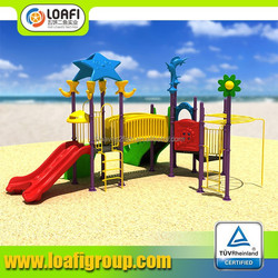 Joyful modelling entertainment perfect colorful outdoor playground high quality outdoor playground equipment