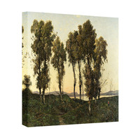 Home decor scenery famous paintings pictures to print