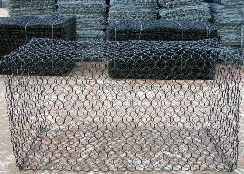Construção usado criativa cestas de gabião malha para venda/rede ...