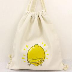 New Fashionable Promotion 2015 Nylon Drawstring Bag