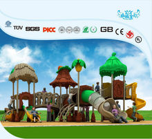 2015 China new kids entertainment unit LLDPE outdoor playground centre for children toys