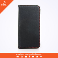 Factory Wholesale Cheap Genuine Leather Cell Phone Cases for iPhone 6