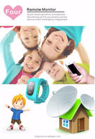 Ningmore Wholesale easy use gps wrist watch NT18 for child gps watch kids with free tracking software,APP