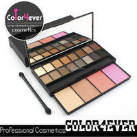 Cosmetics wholesale makeup naked eyeshadow palette Color4ever makeup sets