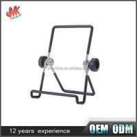Universal Adjustable Portable Foldable Metal Holder / Stand For Cell Phones / Ipad Mini / Blackberry Playbook / Samsung Galaxy T