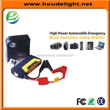 high power aga jump starter lifepo4 car battery with air compressor