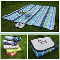 waterproof folding oxford Picnic Blanket wholesale