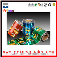 Custom print plastic popsicle wrapper/ice cream package/popsicle packaging bag