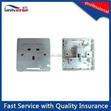 Custom electronic parts plastic enclosure box
