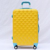 ABS/ PC Travel Plastic Suitcase