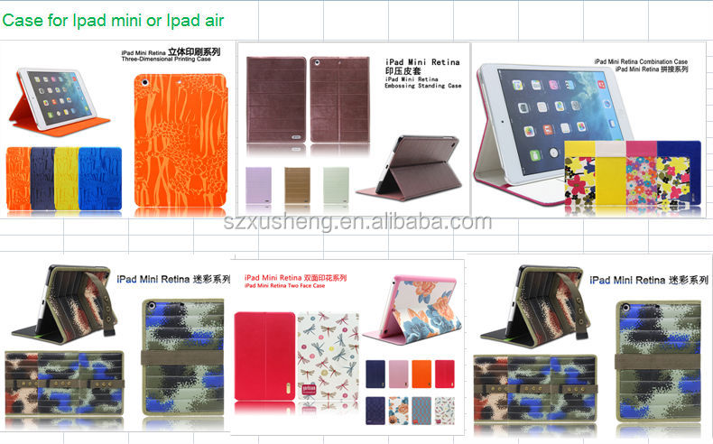 Wholesale high quality hot cross line leather flip cover case for ipad 2 3 4