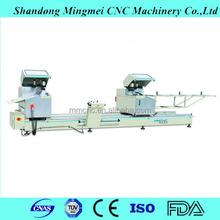 Shandong Mingmei fixed 45 angle 048-ljz2-450*3600 circular sawcutting machine of MMCNC for aluminum and PVC