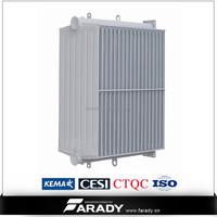 PC-1000 power transformer radiator fin