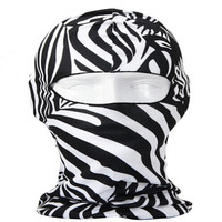 Winter Cap Military Face Mask Custom Printed Ski Mask Balaclava