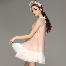 clean beautiful comfortable 2015 new night gown evening prom dress party dress