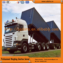 Portable Truck Scale Rental Truck Scale Weight Digital Weighing Vehicle Wheel Loader Scale System